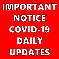 IMPORTANT NOTICE COVID-19 SITUATION