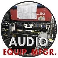 Audio Equipment Manufacturer