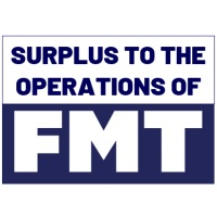 Surplus Equipment of FMT Machining