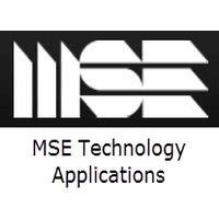 MSE Technology Applications