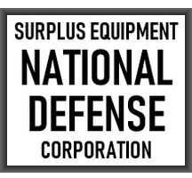 Surplus Equipment of National Defense Corp.