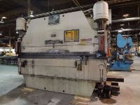 225 Ton x 14' Pacific Hydraulic Power Press Brake