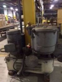 150 Liter Prodex-Henschel High Intensity Mixer