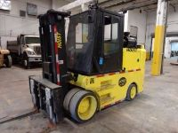 22,000 LB. Silent Hoist Cushion Tire Lift Truck