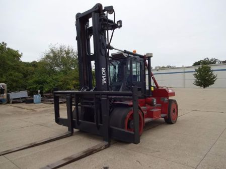 30,000 LB Taylor Diesel Cushion Tire Lift Truck