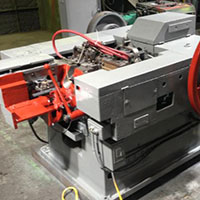 (6) Wafios N5 Nail Heading Machines