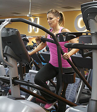 Cardio Equipment - Jacob's Ladder