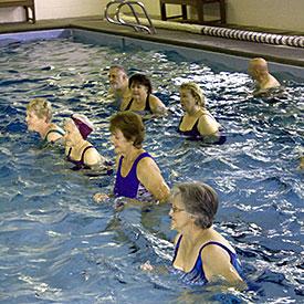 Deep Water Core Workout