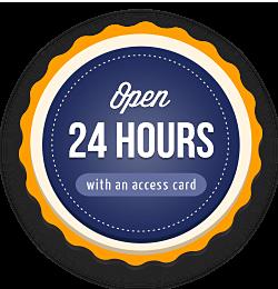 MAC - Open 24 Hours