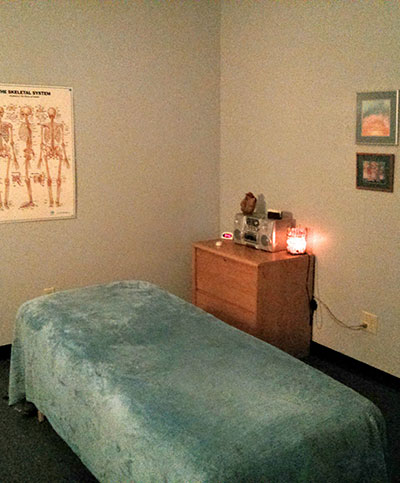 MAC - Massage Room