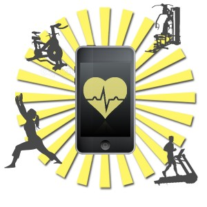 Workout tips: Using an app