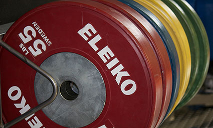 Eleiko Olympic Weights