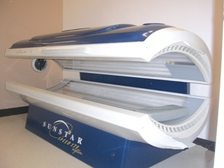 MAC Tanning Bed