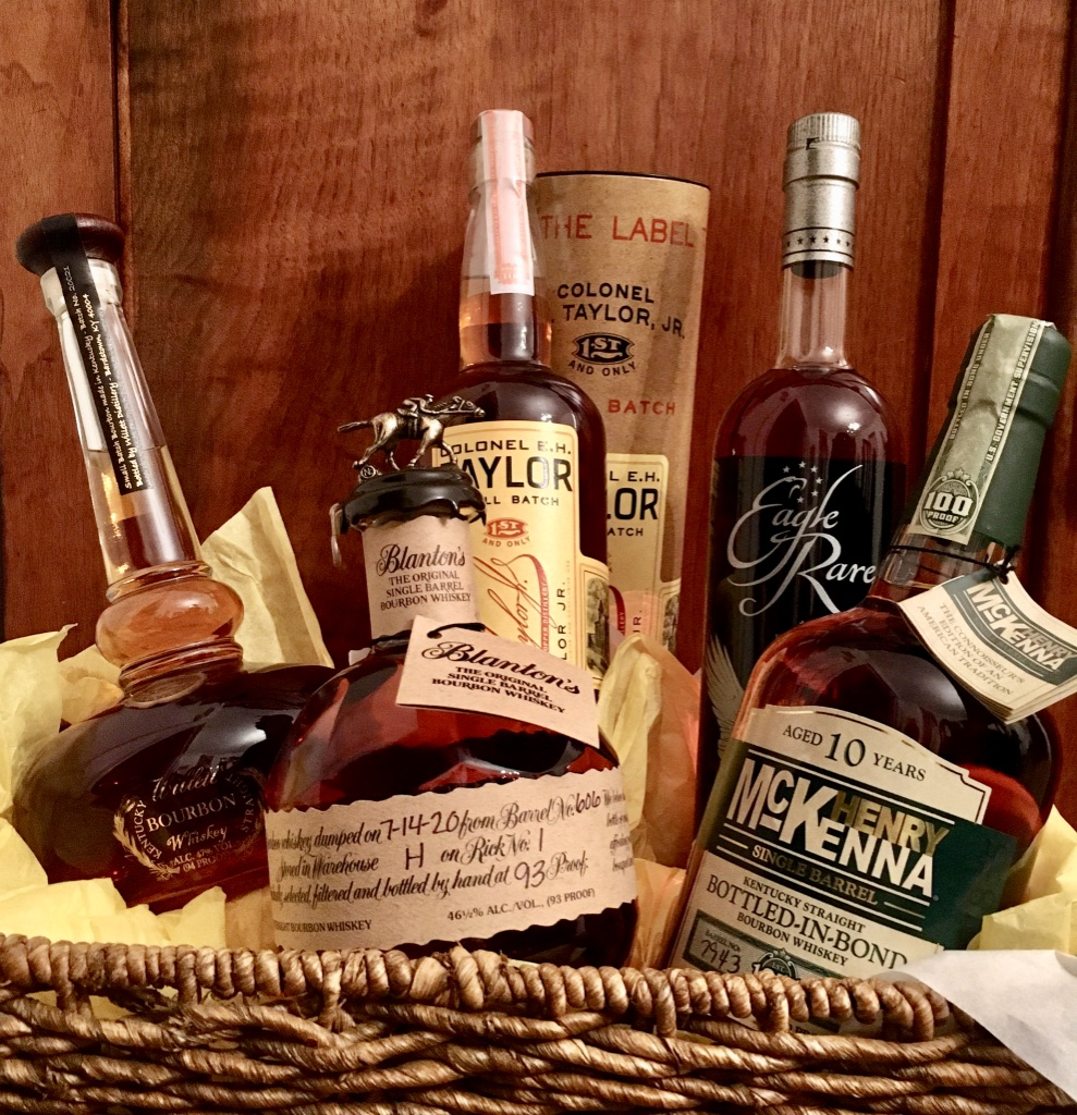 Bourbon Basket