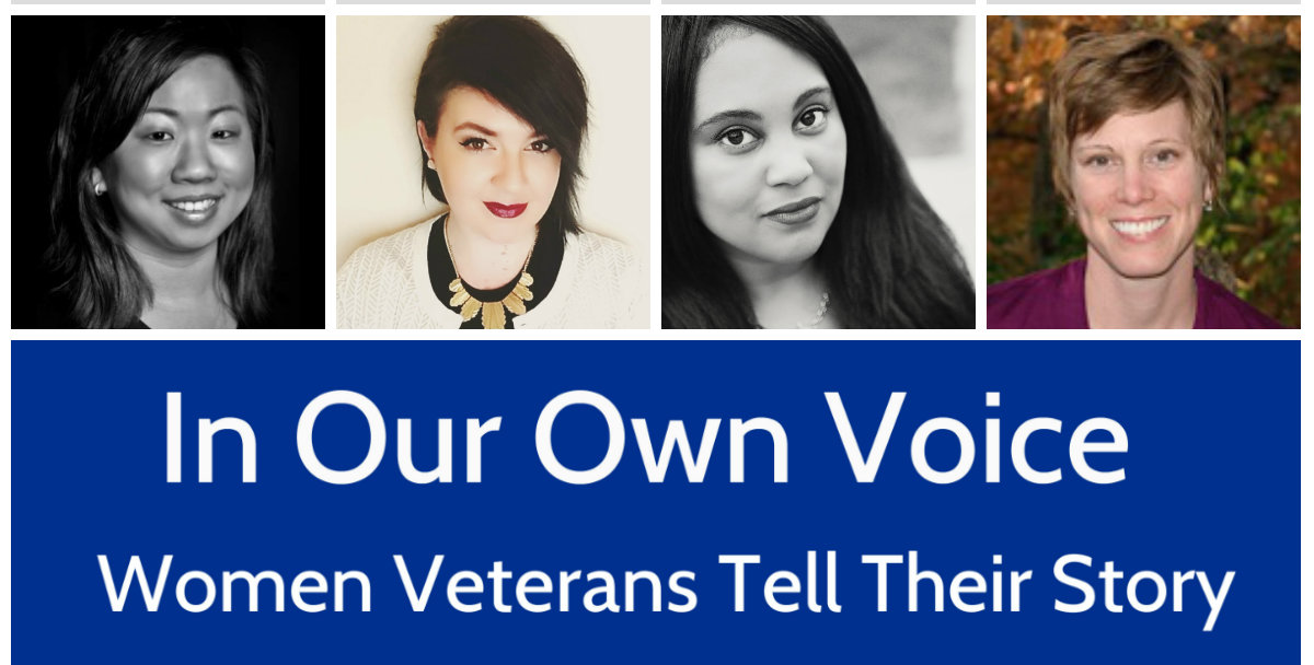 In Our Own Voice Banner