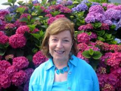 April 7 & 8, 2017: Barbara Crooker - Annual Author Series