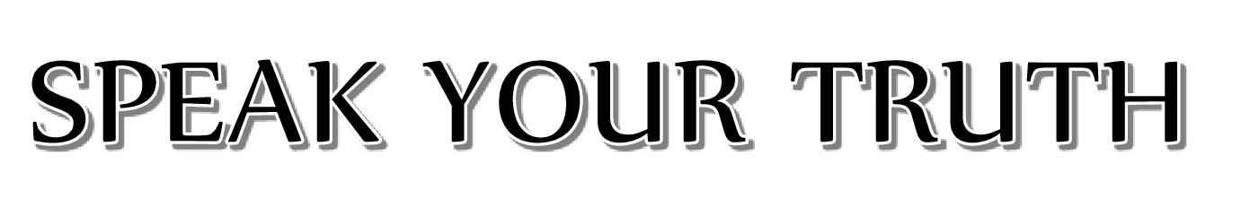 Speak Your Truth Logo