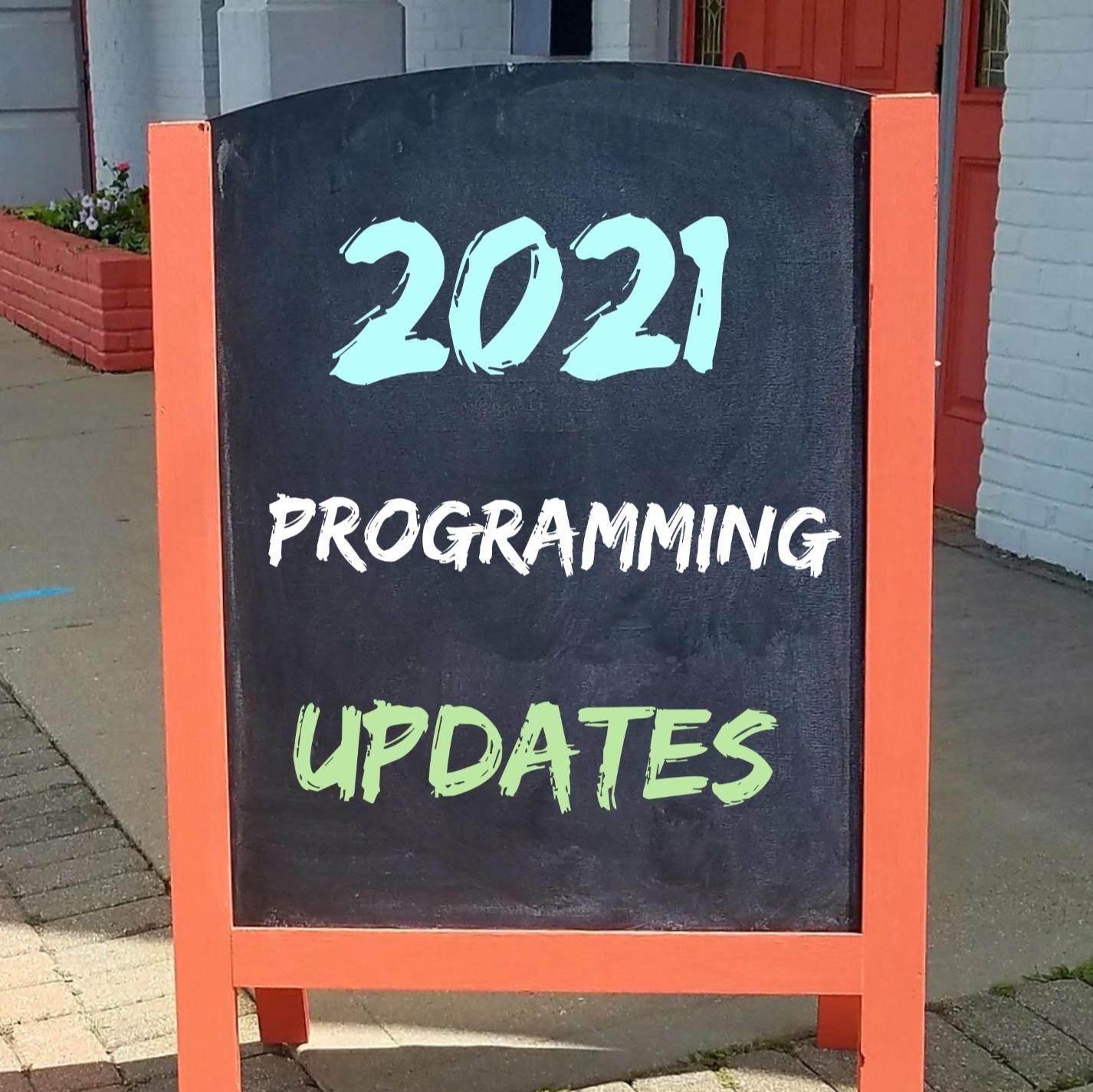 2021 Class Update Image