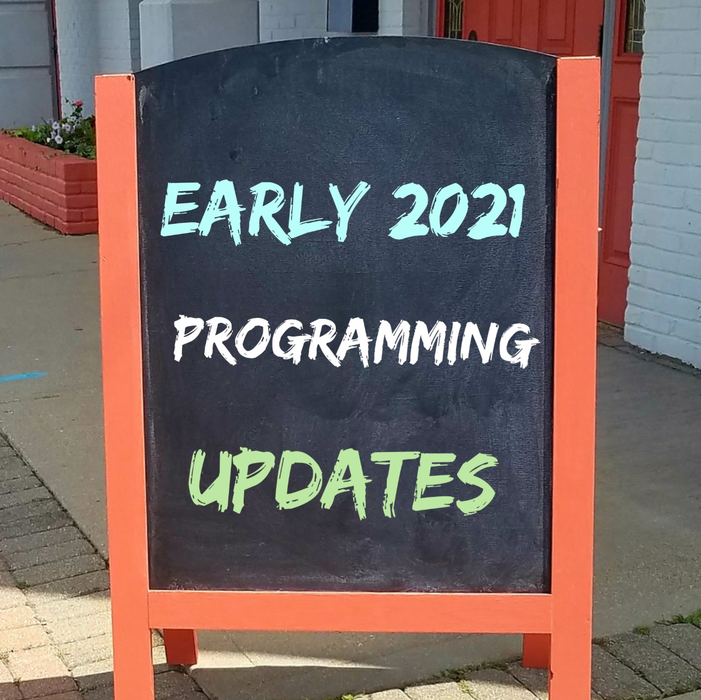 Early 2021 Programming Updates Image