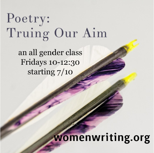 All Gender Poetry Class