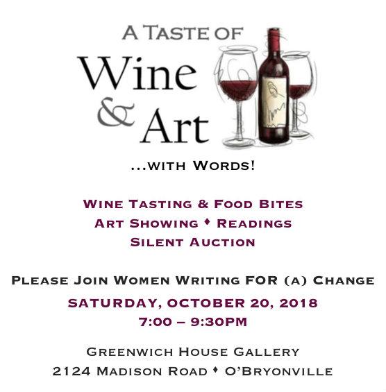 Wine and Art Logo