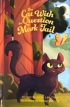 The Cat With the Question Mark Tail