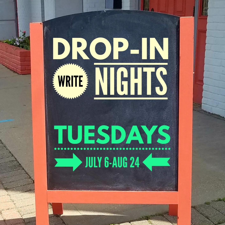 Drop-In Write Nights Image