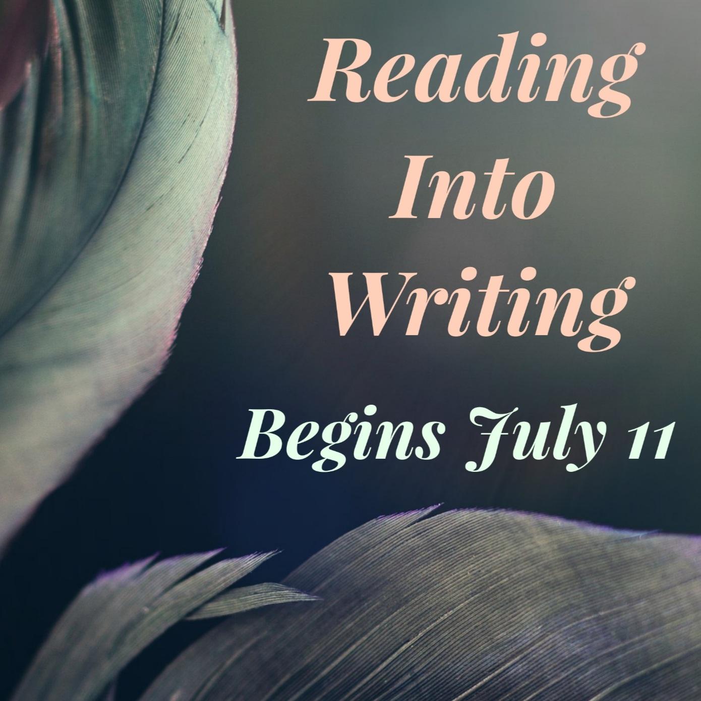 Reading into Writing image