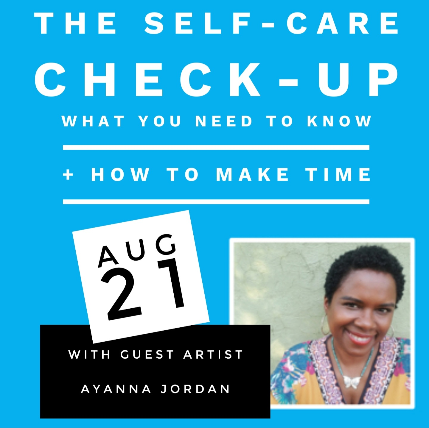 Self-Care Check-Up Image