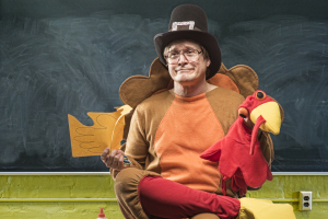 The Thanksgiving Play Image