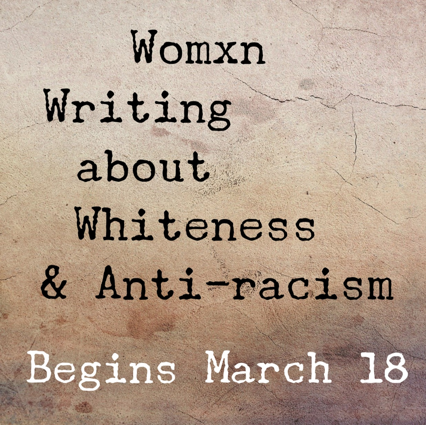 Womxn Writing about Whiteness Image