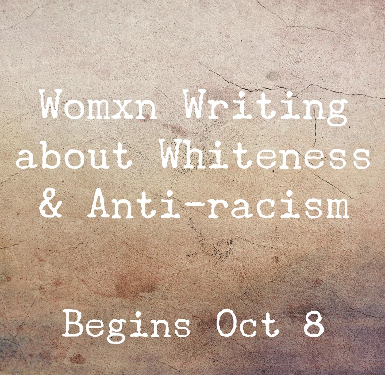 Womxn Writing about Whiteness Image