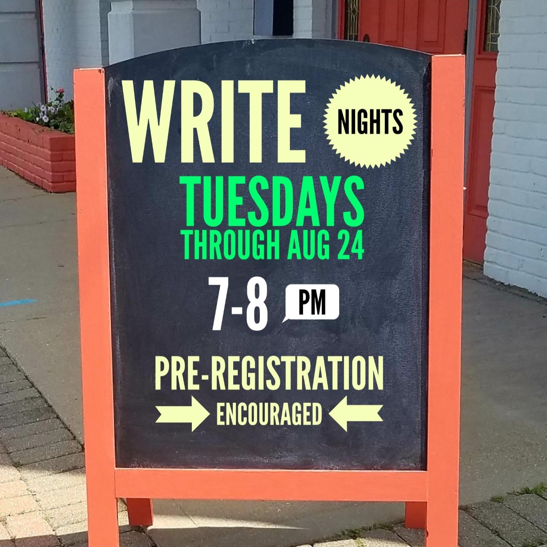 Write Nights Image