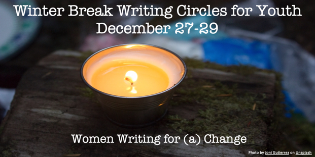 Winter Break Writing Circles for Youth Image